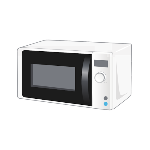 EpiStay Microwave- EpiStay Self-Catering accommodation